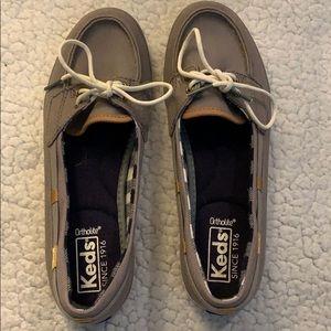 Keds Ortholite Grey Shoes